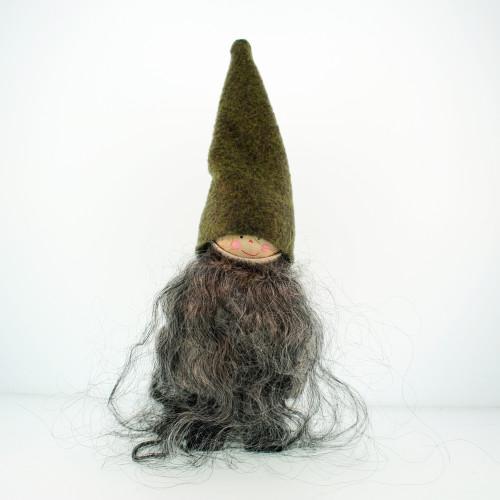 """Tomte Vatte - Green Hat - 5"""" (7056GR)"""