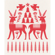 Swedish Dishcloth - Yuletide (70116)