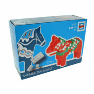 Dala Horse Tico Bricks Kit - 170 pc. (87591)
