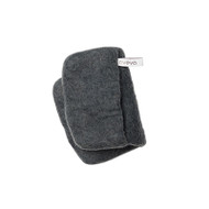 Wool Potholder - Dark Grey (1532)