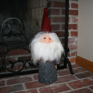"House Tomte w/Red Felt Hat - 18"" (7481)"