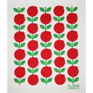 Swedish Dishcloth - Lingonberry (87204)