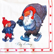 Rolf Lidberg Christmas Paper Luncheon Napkins - 20 pk (3290)