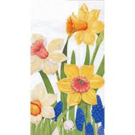 Jonquil Paper Guest Towel Napkins (11740G)