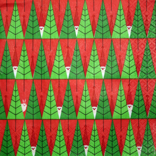 Forest Tomte Luncheon Napkins - 20 pk (270.96L)