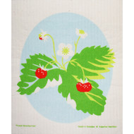 Swedish Dishcloth - KH Strawberries (219.87)