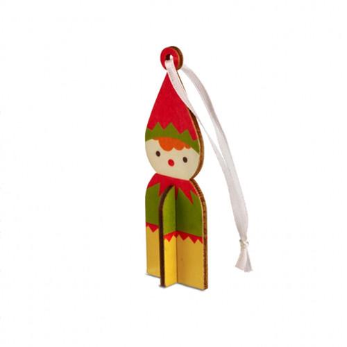Nordic Elf Ornament (8821592)