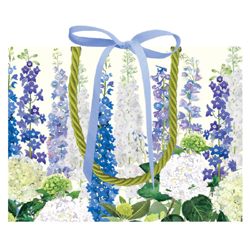 "Delphinium Small Gift Bag - 5"" x 7"" (8939B1)"