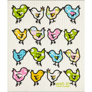 Swedish Dishcloth - Little Spring Chicks (70117)