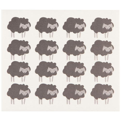 Swedish Drying Mat - Shirley Sheep (70126)
