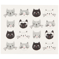 Swedish Drying Mat - Cats Meow (70119)