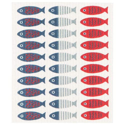 Swedish Dishcloth - Little Fish (70125)