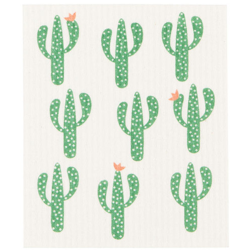 Swedish Dishcloth - Cactus (70120)