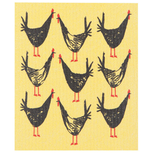 Swedish Dishcloth - Chicken Scratch (70121)