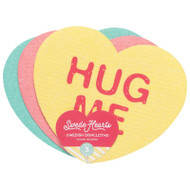 Swedish Dishcloth - Candy Hearts - 3 Pack (70124)