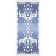 Ekelund Table Runner - Dalahorse Blue (Dalahorse-011-R)