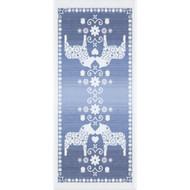 Ekelund Table Runner - Dalahorse Blue (Dalahorse-011-R)