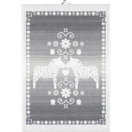 Ekelund Tea/Kitchen Towel - Dalahorse Black (Dalahorse-091)