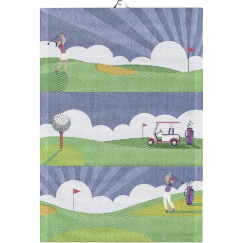 Ekelund Tea/Kitchen Towel - Golf (Golf)