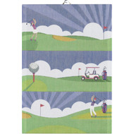 Ekelund Tea/Kitchen Towel - Golf (Golf)