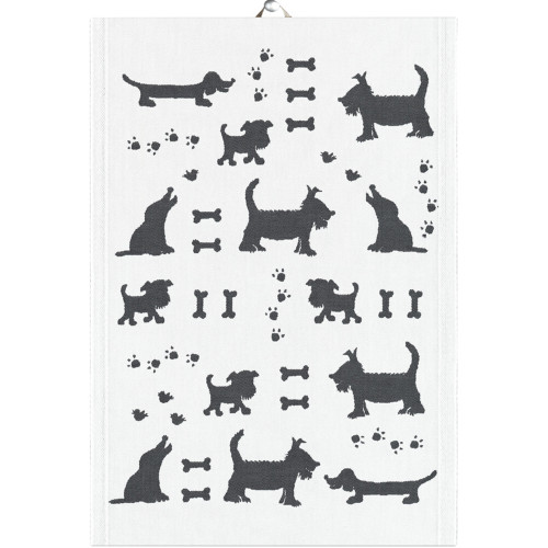 Ekelund Tea/Kitchen Towel - Hundliv (Hundliv)
