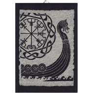 Ekelund Tea/Kitchen Towel - Viking Ship (VikingShip)