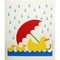 Swedish Dishcloth - Umbrella Duck (219.95)