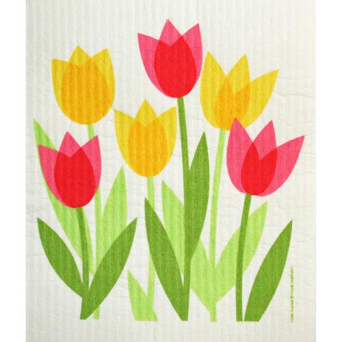 Swedish Dishcloth - Tulip Field (219.96)