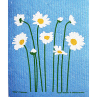 Swedish Dishcloth - Daisy Garden (221.24)