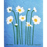 Swedish Dishcloth - Daisy Garden (221.24)