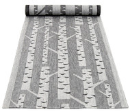 Lapuan Kankurit Linen Table Runner - Koivu-Birch