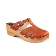 Mary Jane Clog-Sandals - Oregon (6077-356)