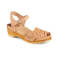 Anna Clog-Sandals - Nude - Women's - Original Sole Collection (066-543)