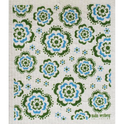 Swedish Dishcloth - Sommar Green (70676)
