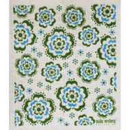 Swedish Dishcloth - Sommar Green (70676)