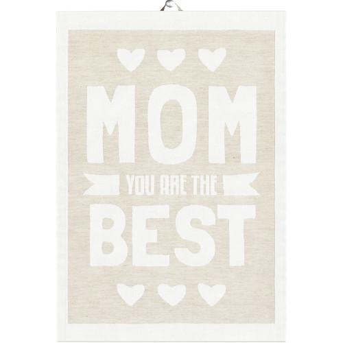 Ekelund Tea/Kitchen Towel - MOM (MOM)