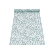 Lapuan Kankurit Table Runner - Niitty - White/Aspen Green (30641)