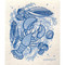 Swedish Dishcloth - Lobster Bake (70137)