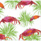Crabby Luncheon Napkins (11871L)