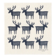 Swedish Dishcloth - Reindeer (600390)