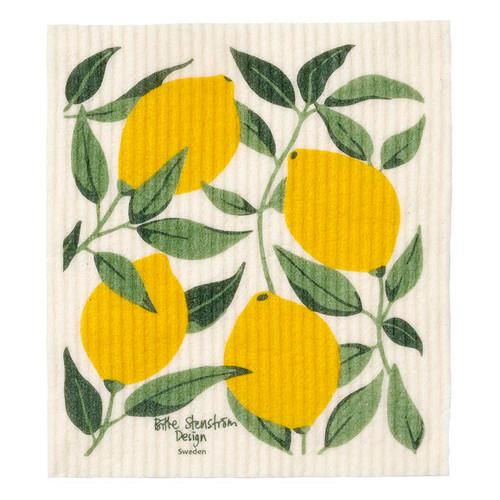 Swedish Dishcloth - Lemon Tree (600394)