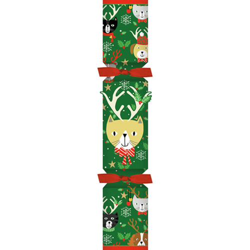 Cat With Antlers Christmas Pet Favor - 1 Each (CK114)
