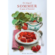Notecard Folio - A Taste of Summer - 8 Recipes In (68-SUMMER)