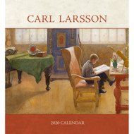 Carl Larsson Wall Calendar - 2020 (T546)