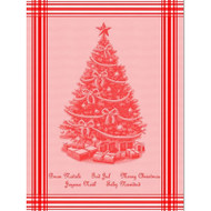 Kitchen and Tea Towel - Holiday Tree (8RX-TREE)