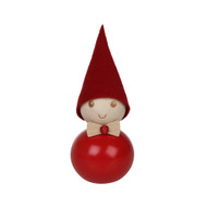 "Tonttu Christmas Elf - Keikari - Bow Tie - 11cm - 4.3"" (B7007)"