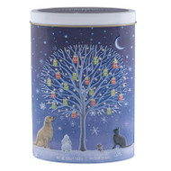 Tree of Gifts Cream Fudge Tin - 250g - 8.8oz (TG18)