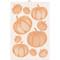 Ekelund Tea/Kitchen Towel - Orange Pumpa (Orange Pumpa)