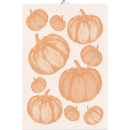 Ekelund Tea/Kitchen Towel - Orange Pumpa (Orange Pumpa)