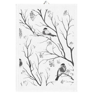 Ekelund Tea/Kitchen Towel - Bullfinches (Bullfinches)
